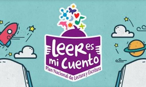 «Leer es mi cuento»: Plan Nacional de Lectura y Escritura